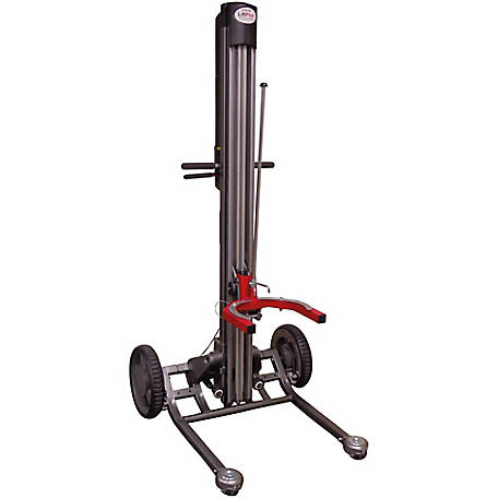 Magliner LiftPlus, 60 in. Lift Height, 25 in. Chassis, Pail Lift, Adjustable Hook, 350 lb. LiftPlus, 120 lb. Pail Lift Capacity