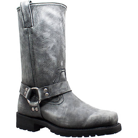 Ride Tecs Men's 13 in. Stonewash Harness Boot