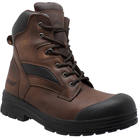 AdTec Men's 8 in. Composite Toe Waterproof Work Boot