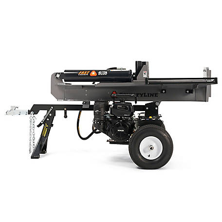 CountyLine CountyLine-40 Ton Log Splitter, Kohler Command Pro CH440 14HP Engine, 126151999