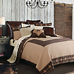 HiEnd Accents 3-Piece Star Ranch Quilt Set