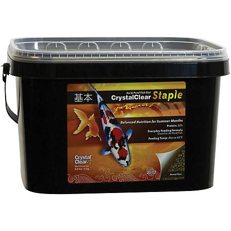 CrystalClear Staple, 8.8 lb. Bucket