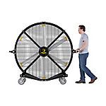 Big Ass Fans Black Jack 6.5 ft. Indoor/Outdoor Mobile Fan