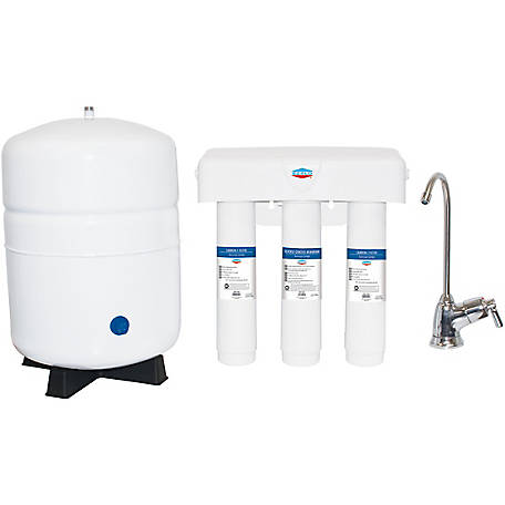 Ez-Flo Reverse Osmosis Water Filtration System