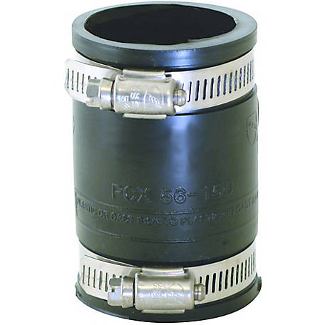 Eastman Flexible Coupling, 2 in. x 2 in.