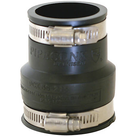 Eastman Flexible Coupling, 4 in  x 3 in  at Tractor Supply Co