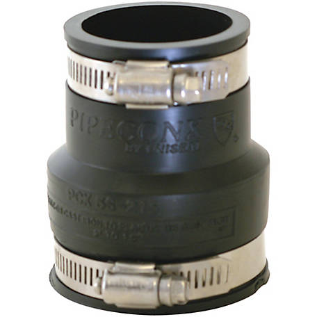 Eastman Flexible Coupling, 6 in. x 4 in.
