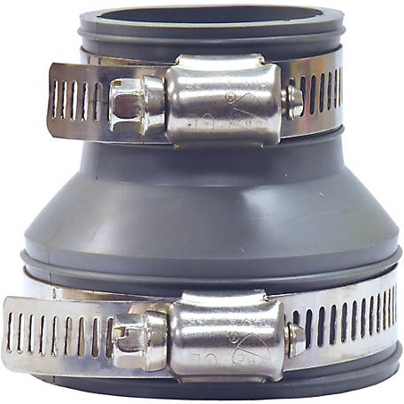 Eastman Flexible Drain and Trap Connector, 2 in.