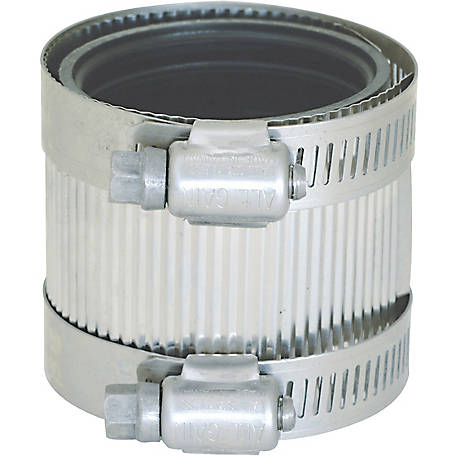 Eastman No-Hub Coupling, 1-1/2 in.