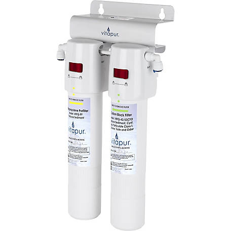 Vitapur VFK-2Q Quick Connect 2-Stage Filtration System
