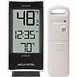AcuRite Digital Thermometer with Indoor/Outdoor Temperature