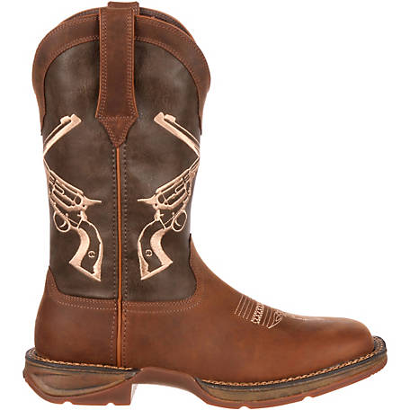 Durango Men's 12 in. Rebel Pull-On Boot