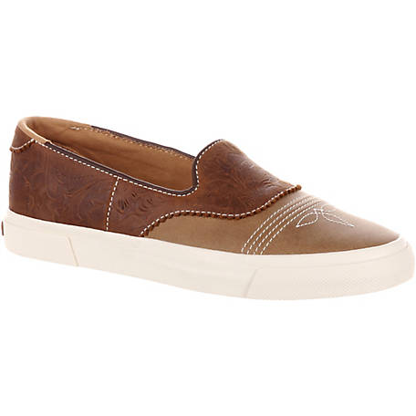 Durango Women's 2 in. Music City Style Slip-On Shoe