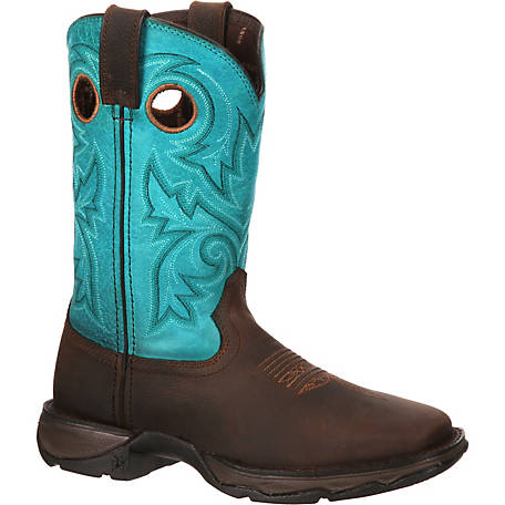 Durango Women's 10 in. Lady Rebel Pull-On Boot