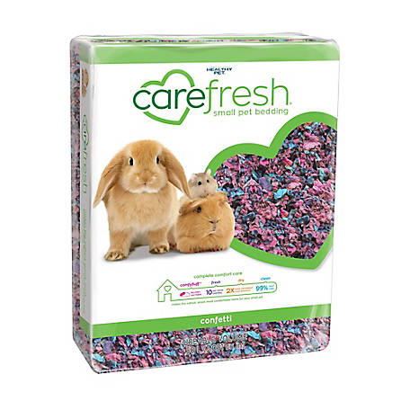 carefresh Confetti Small Pet Bedding, 50L