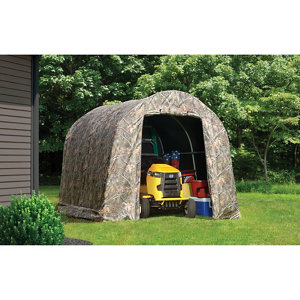 in covers shelterlogic shed sheds a replacement camouflage box