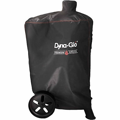 Dyna Glo Dg681csc Premium Vertical Charcoal Smoker Cover At Tractor