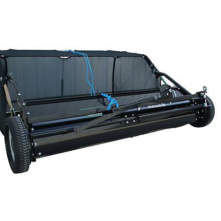 Yard Tuff 42 in. Quick-Assemble Sweeper