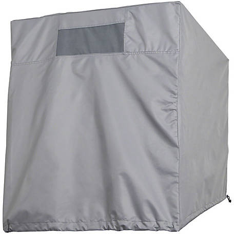 Classic Accessories Down Draft Evaporative Cooler Cover, Model 9, Grey