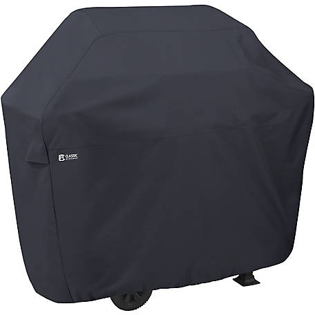 Classic Accessories Patio BBQ Grill Cover, Small, Black At Tractor Supply  Co.