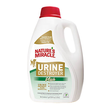 Nature's Miracle Urine Destroyer Gallon