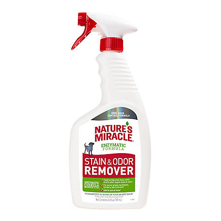 Nature's Miracle Stain and Odor Remover, 24 oz. Spray