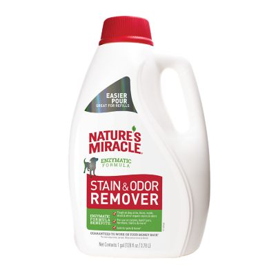 Nature's Miracle Stain and Odor Remover Gallon