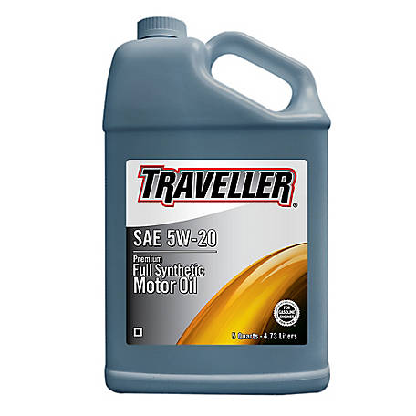 Traveller Synthetic 5W-20 Motor Oil, 5 qt  at Tractor Supply Co