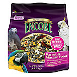 Encore Big Bites! Chunky Style Parrot & Macaw Food, 5 lb. Package