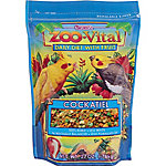 Brown's ZOO-Vital Cockatiel, Conure and Lovebird Daily Diet, 44636