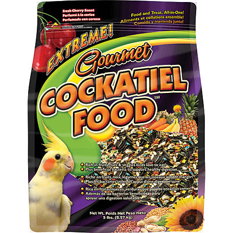 Brown's Extreme! Gourmet Cockatiel Food, 44503