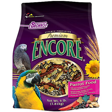 Encore Premium Parrot Food, 51156