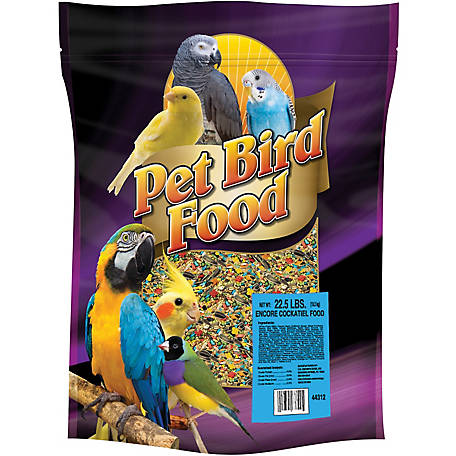 Encore Premium Cockatiel Food, 44312