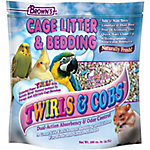 Brown's Twirls and Cob Bedding, 44121
