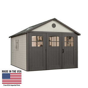 Outdoor Storage Shed With Tri Fold Doors At Tractor Supply Co.