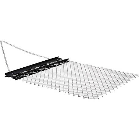 Yard Tuff 4 ft. Wide x 5 ft. Long Drag Harrow