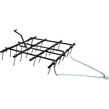 Yard Tuff 4 ft. x 5 ft. ATV Adjustable Drag Harrow