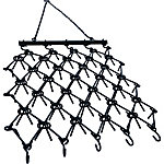 Yard Tuff 5 ft. x 5 ft. Heavy-Duty Drag Harrow