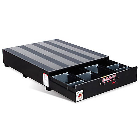 Weather Guard Model 338-5 Pack Rat Drawer Unit, 48 in. x 39-3/4 in. x 12-1/2 in.