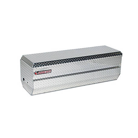 Weather Guard Model 664-0-01 All-Purpose Chest, Aluminum, Full, 13.1 cu. ft.
