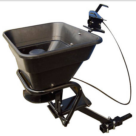 Field Tuff 80 lb. Receiver Mount Spreader