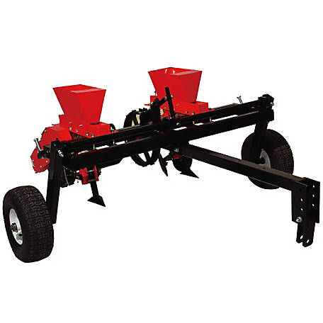 Field Tuff Corn And Bean Planter At