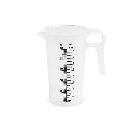 Axiom Products 8oz Accu-Pour Measuring Pitcher, PM80008