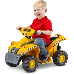 Shop CAT 6V Premium Quad Ride-on at Tractor Supply Co.