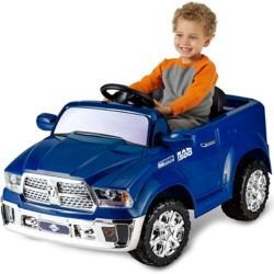Shop KidTrax Dodge 6V Dodge RAM 1500 Ride-on Truck, Blue at Tractor Supply Co.