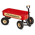 Schwinn 36 in. Quad Steer Wagon