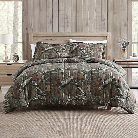 Mossy Oak 3-Piece King Comforter Set