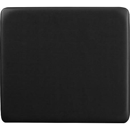 Replacement Seat Pad for Black Wood Folding Chair