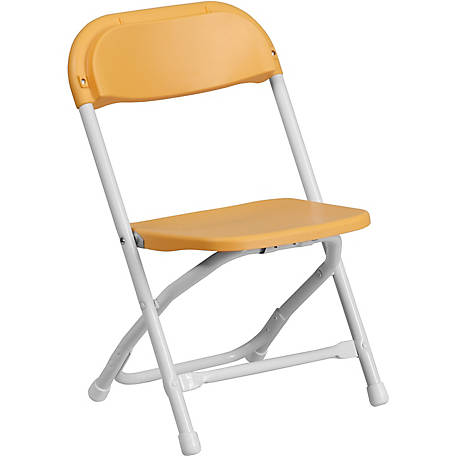 Kid's Plastic Folding Chair
