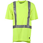 C.E. Schmidt Men's Class 2 Hi-Visibility Performance Short Sleeve T-Shirt